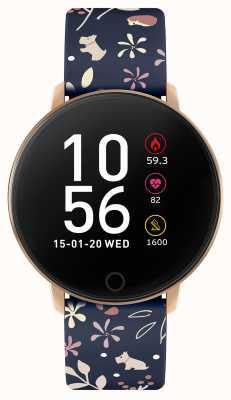 Radley 智能手表系列 5 蓝色花卉表带 RYS05-2046
