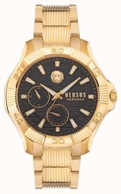 Versus Versace 对比 dtla ip 镀金腕表 VSPZT0621